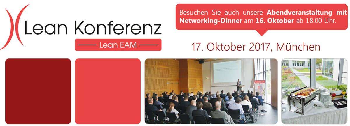 Lean EAM Konferenz 16. & 17.10.2017